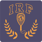 international racquetball federation logo