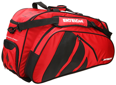 Ektelon Team Tour Racquetball Bag From Back